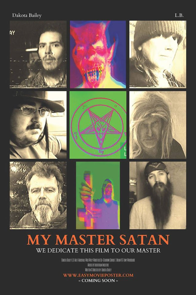 Severed Cinema review of My Master Satan: 3 Tales of Drug Fuelled Violence from R.A. Productions