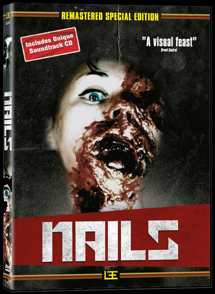 Severed Cinema review of Andrey Iskanov's Nails from Last Exit Entertainment