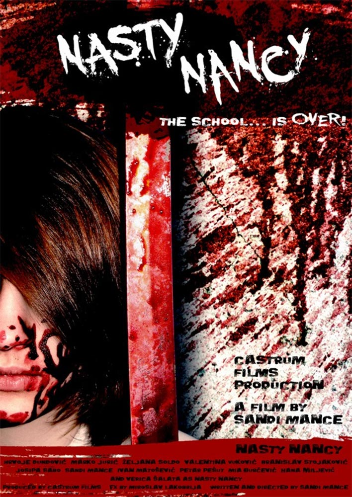Severed Cinema review of Nasty Nancy from Castrum Films