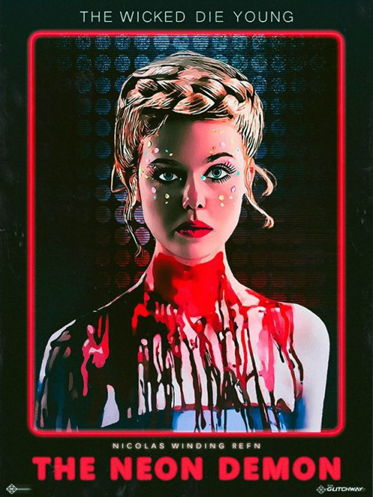 Severed Cinema review of The Neon Demon from Amazon Studios