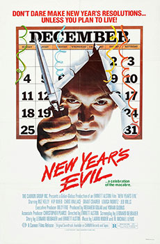 Review: New Year's Evil on Severed Cinema