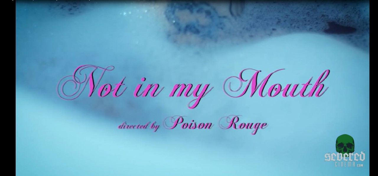 Music Review: No Please Not in my Mouth - Poison Rouge - White Gardenia