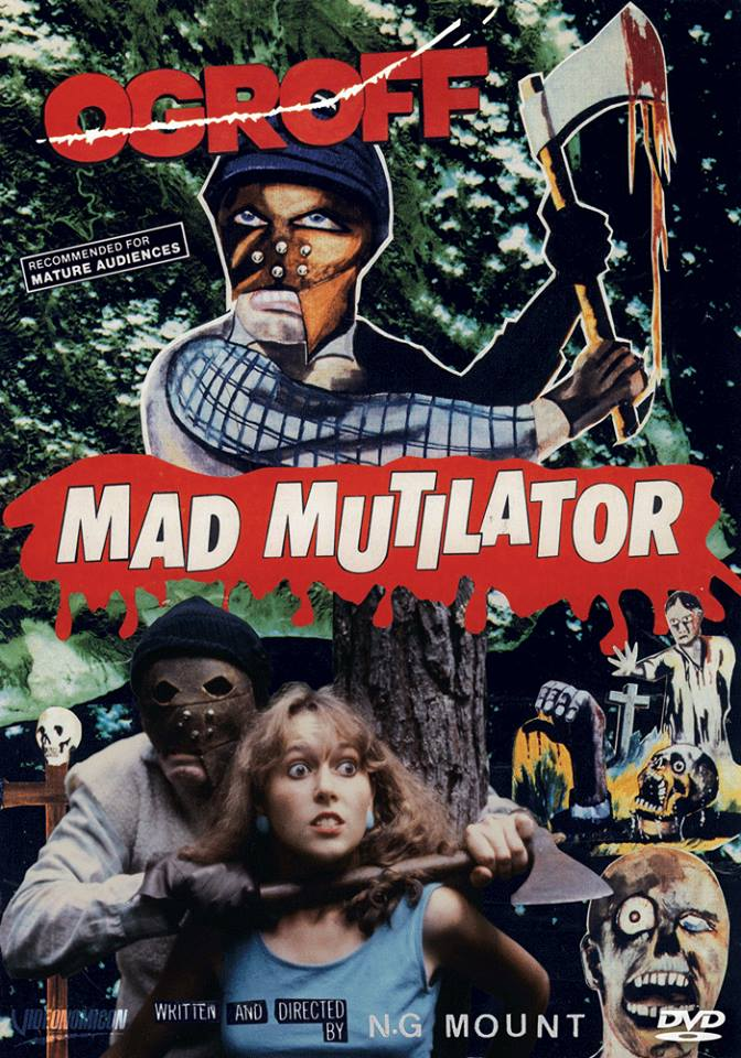 Severed Cinema review of Ogroff: Mad Mutilator on DVD from Videonomicon
