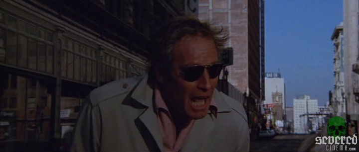 The Omega Man DVD Screenshot from Warner Home Video on Severed Cinema