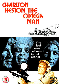 Review of The Omega Man on DVD from Warner Home Video on Severed Cinema