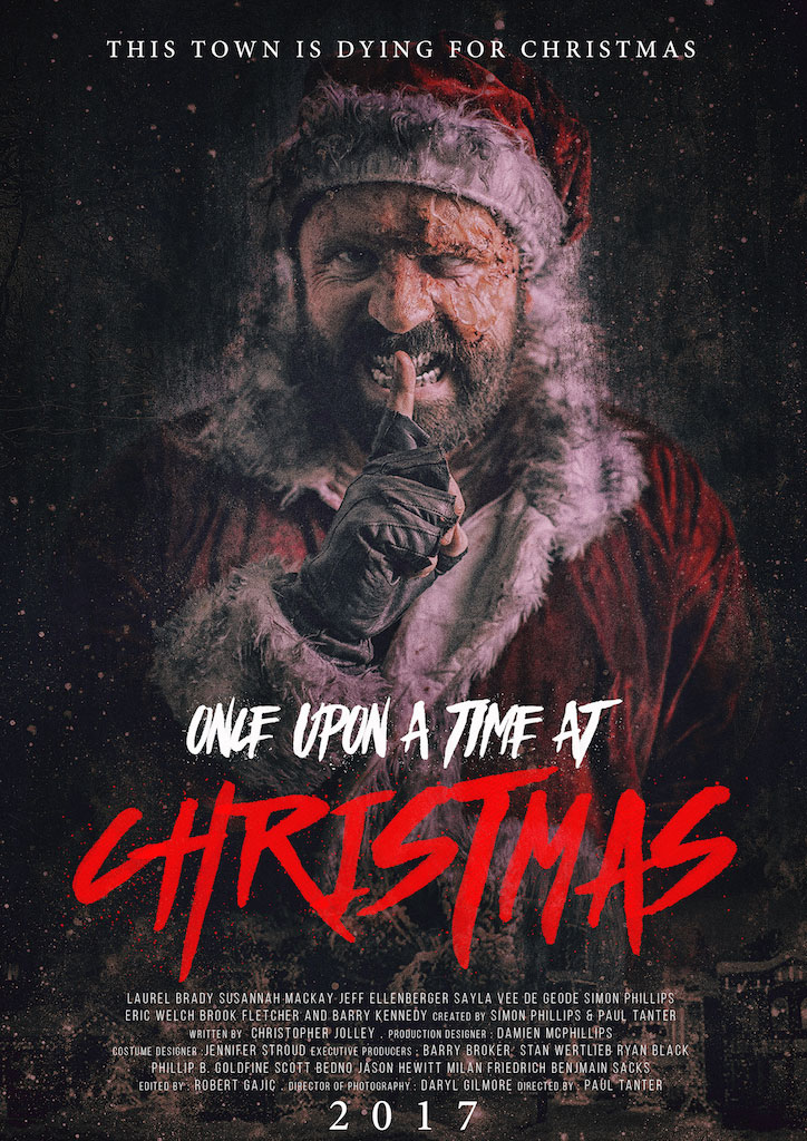 Severed Cinema Review of Once Upon a Time at Christmas from Lionsgate.