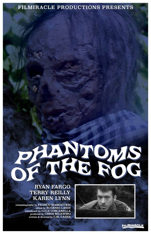 Severed Cinema review of Phantoms of the Fog from Filmiracle Productions
