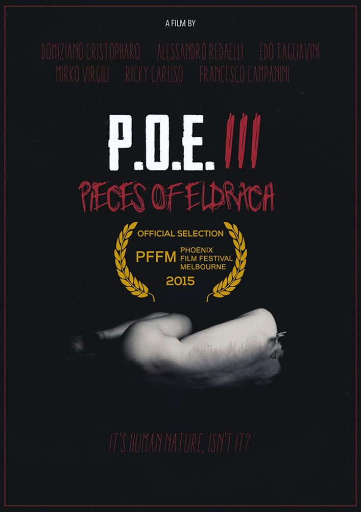 Severed Cinema review of P.O.E. Pieces of Eldritch from The Enchanted Architect