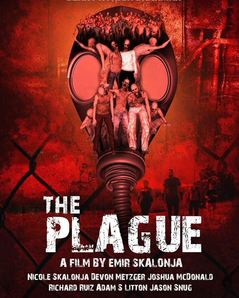 Severed Cinema review of The Plague from Legless Corpse Films
