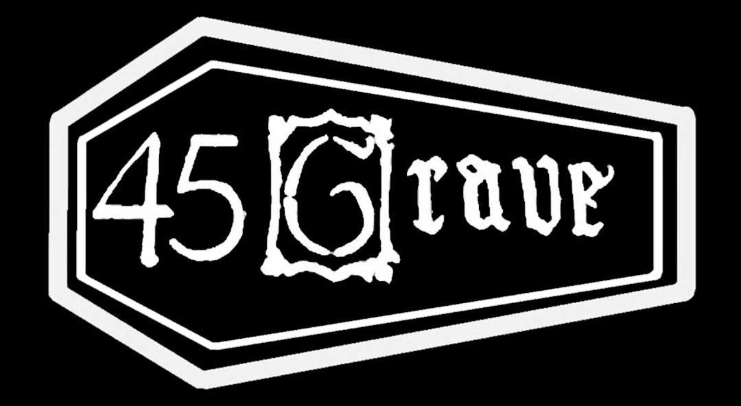45 Grave Logo