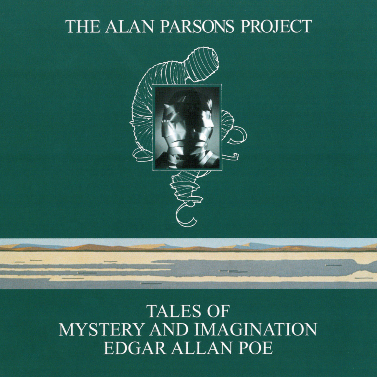 Music review of The Alan Parsons Project Album Tales of Mystery and Imagination Edgar Allan Poe on Severed Cinema