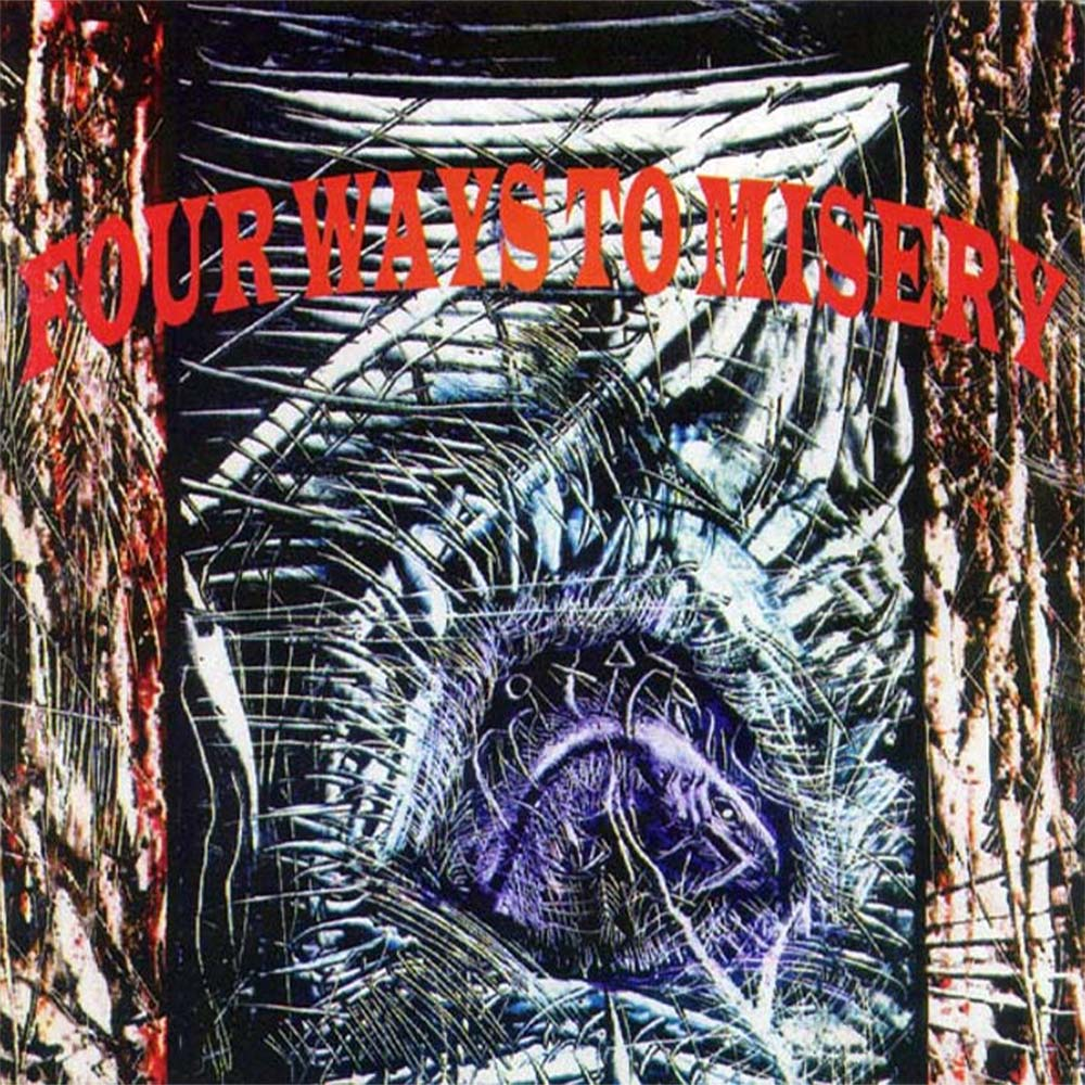 Severed Cinema music review of Four Ways to Misery from Malodorous Mangled Innards Records