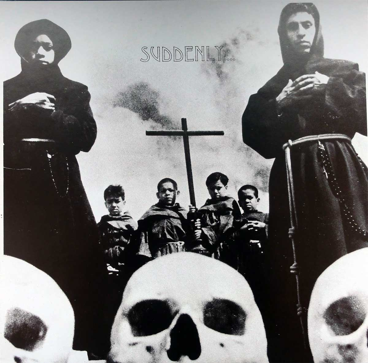 Music Review of the Sudden Death Album Suddenly from Rockadelic on Severed Cinema.