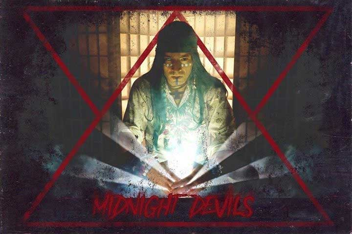 Severed Cinema News: Midnight Devils: Evil Dead Meets Reservoir Dogs?