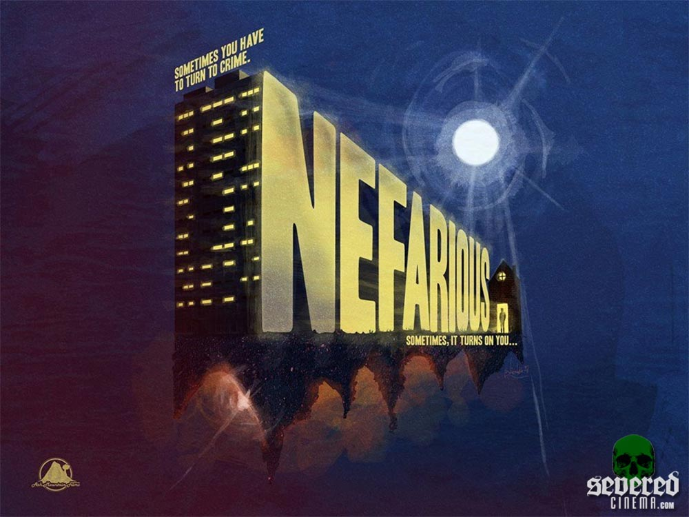 Severed Cinema News: Upcoming UK Home Invasion Horror Nefarious on Kickstarter!