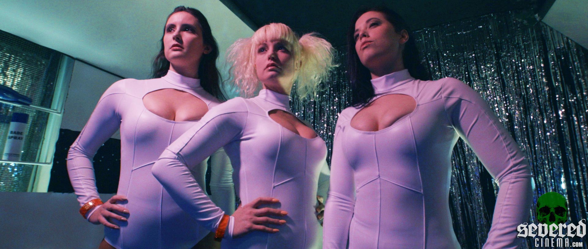 Severed Cinema News: Space Babes from Outer Space NSFW Trailer and Some Juicy Stills!