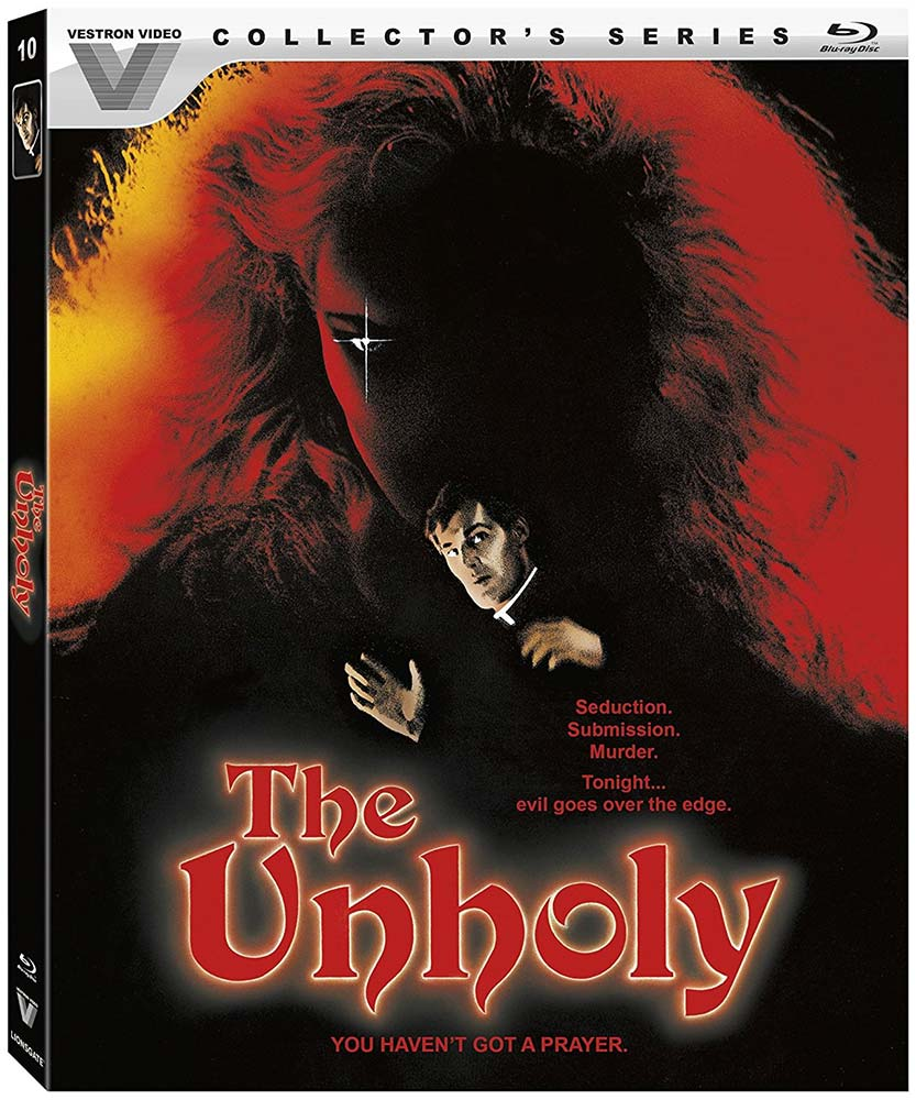"Severed Cinema News: The Unholy is Bringing Back the ""WTF Did I Just See?"" Feeling on Blu-Ray!"