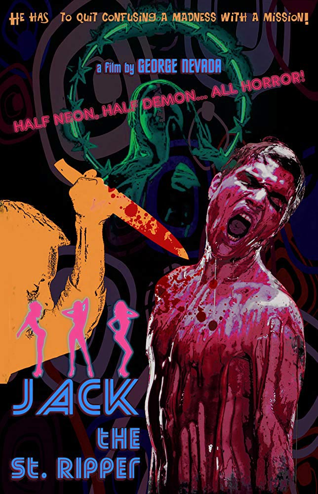 George 'Scarecrowd' Nevada Returns with Jack the St. Ripper!