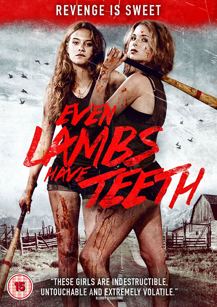 Severed Cinema News: Even Lambs Have Teeth Out Now on UK DVD and Digital from Solo Media and Matchbox Films