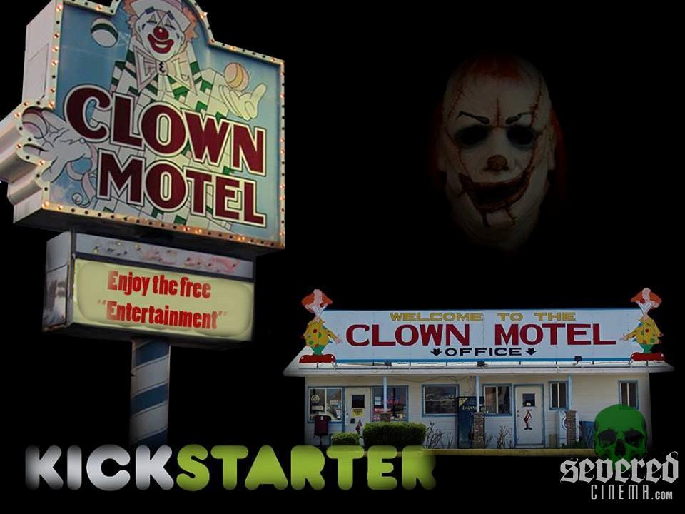 Clown Motel Kickstarter