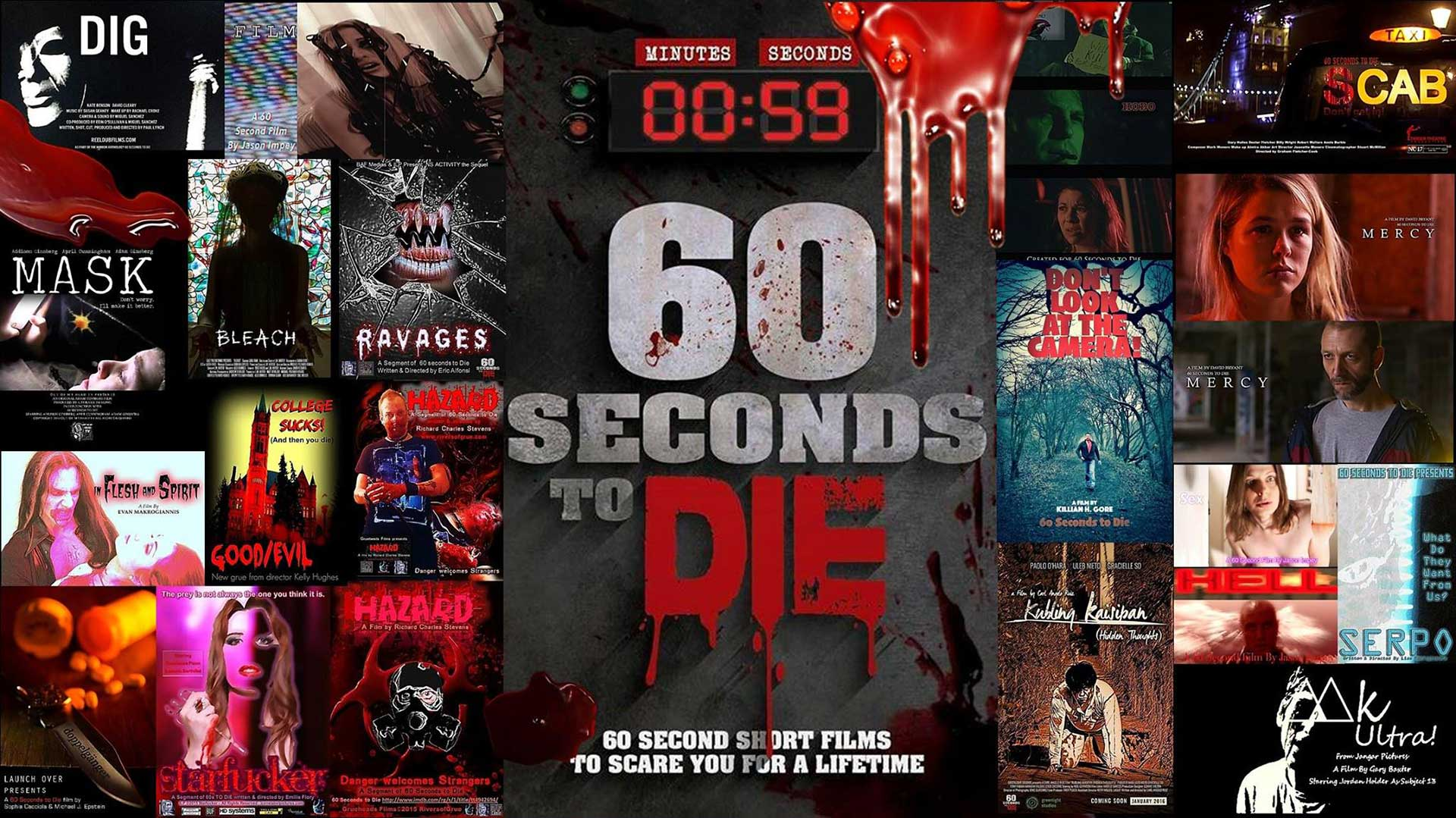 Severed Cinema News: 60 Seconds To Die Will Overload You Soon.