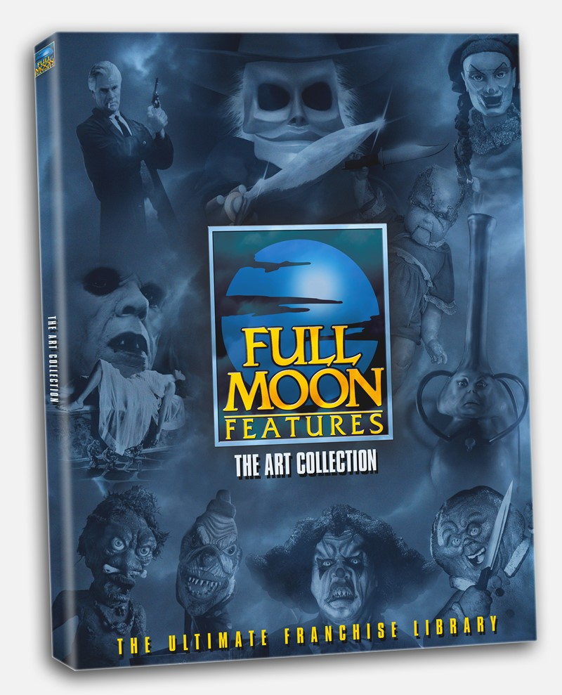 Severed Cinema News: A Full Book of Full Moons.