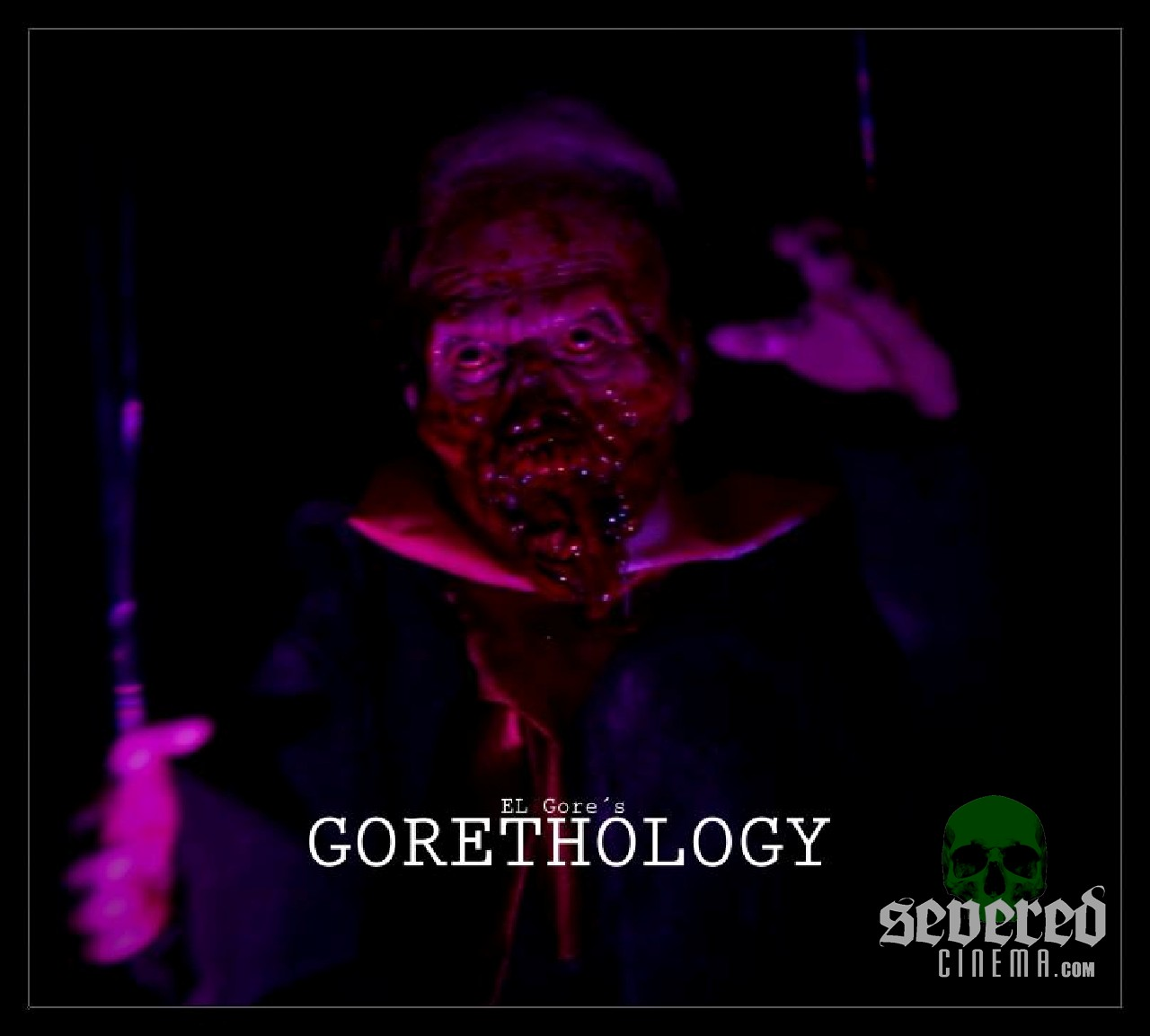 Dr Grindhouse and his Gorethology is coming in 2019