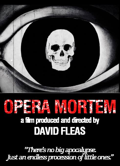 Opera Mortem Poster Artwork