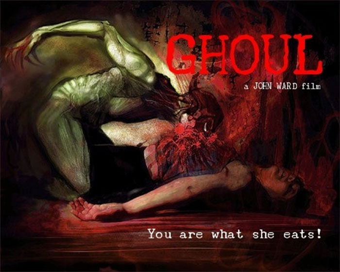 What's Eating You, Eh? Ghoul is Coming in 2020!