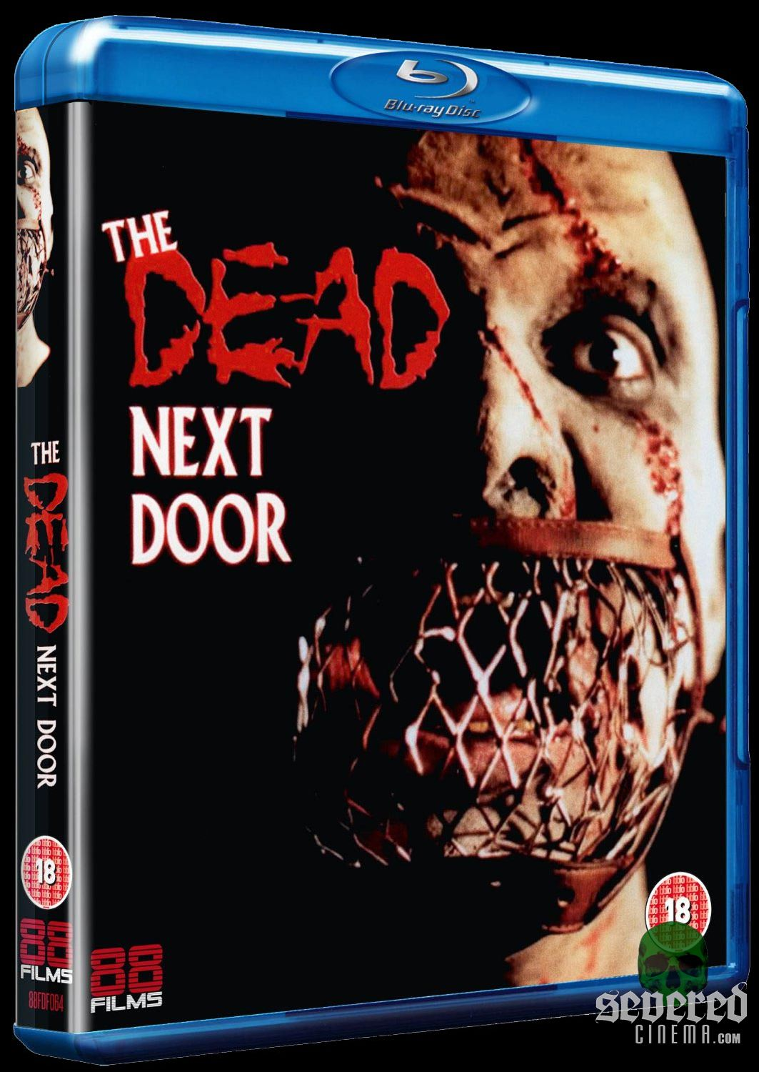 The Dead Next Door on Blu-ray from 88 Films on Severed Cinema