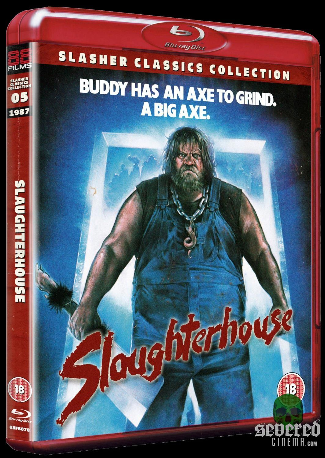 Slaughterhouse on Blu-ray from 88 Films on Severed Cinema