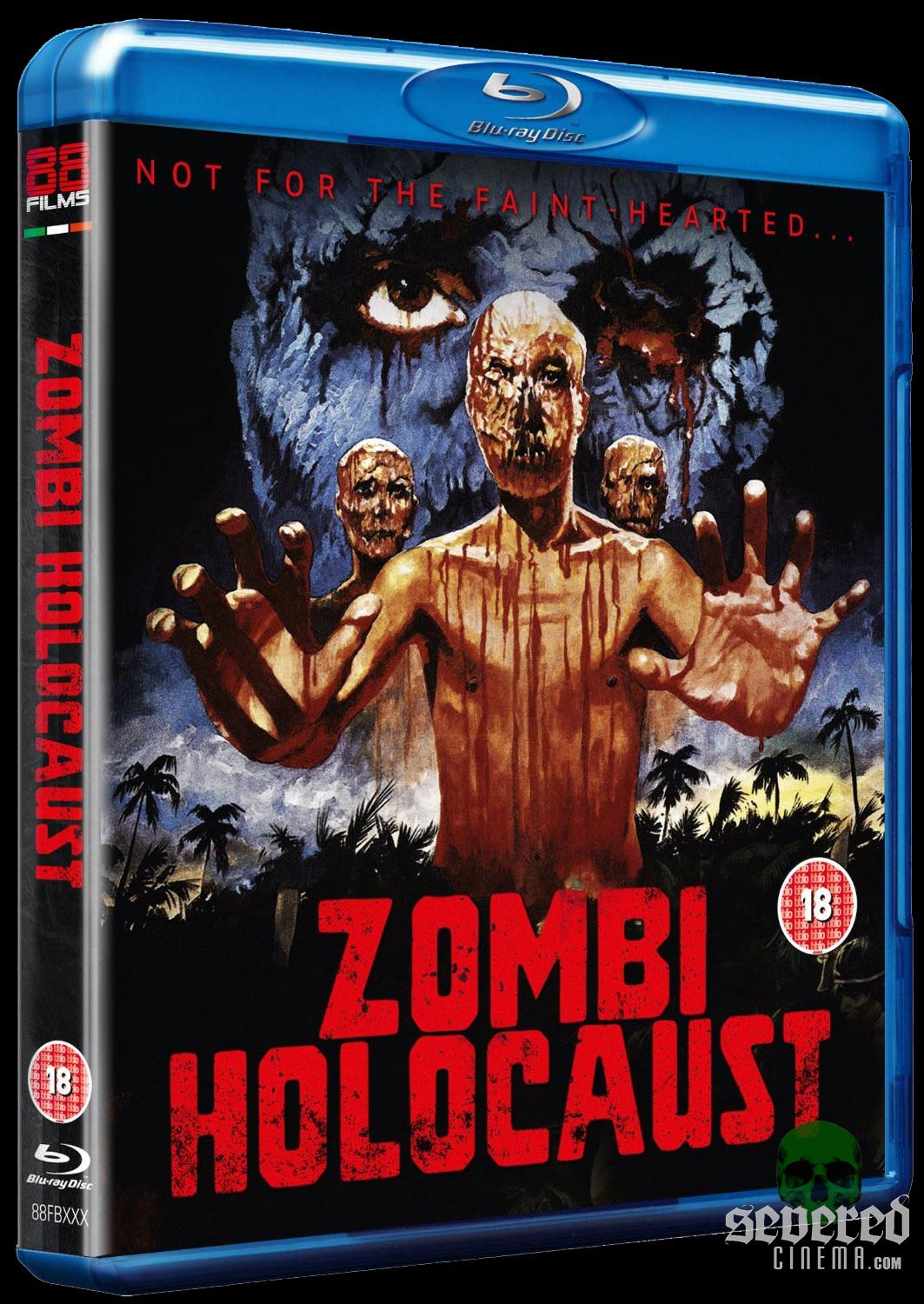 Zombie Holocaust on Blu-ray from 88 Films on Severed Cinema