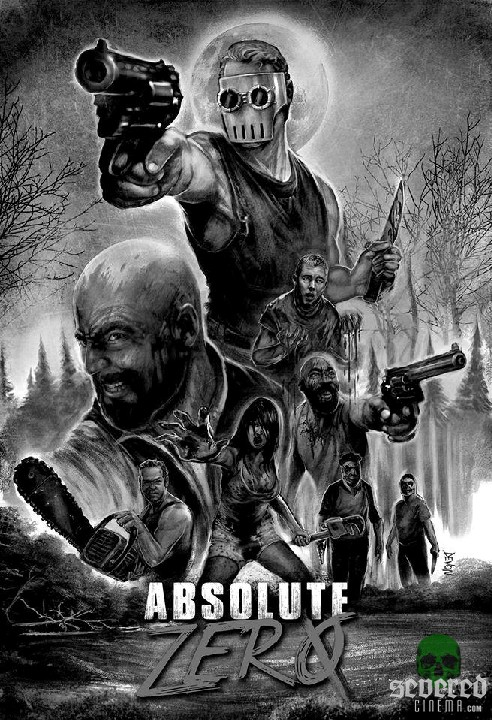Absolute Zero Available for Pre-order.