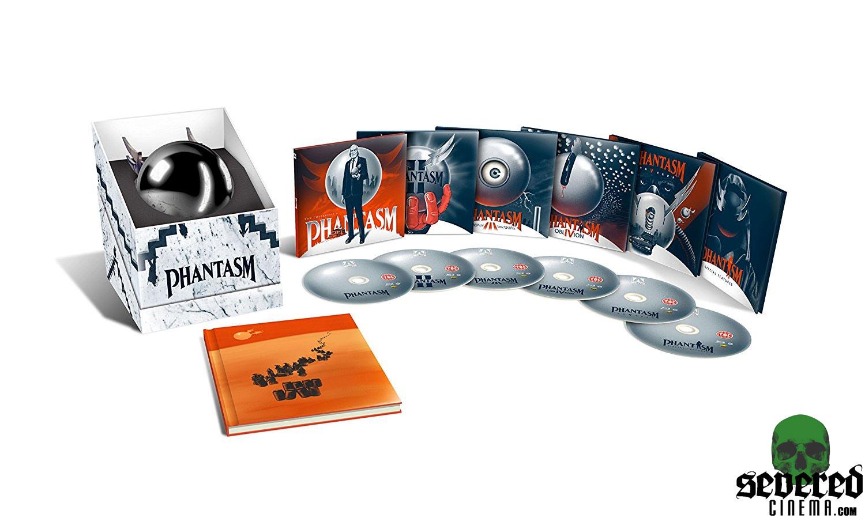 Severed Cinema News: Phantasm 1-5 Has a Big Ball in Store!