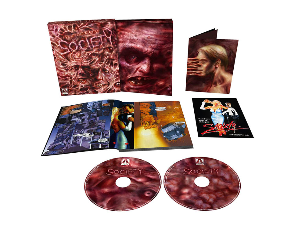 The Latest From Arrow Video on Severed Cinema