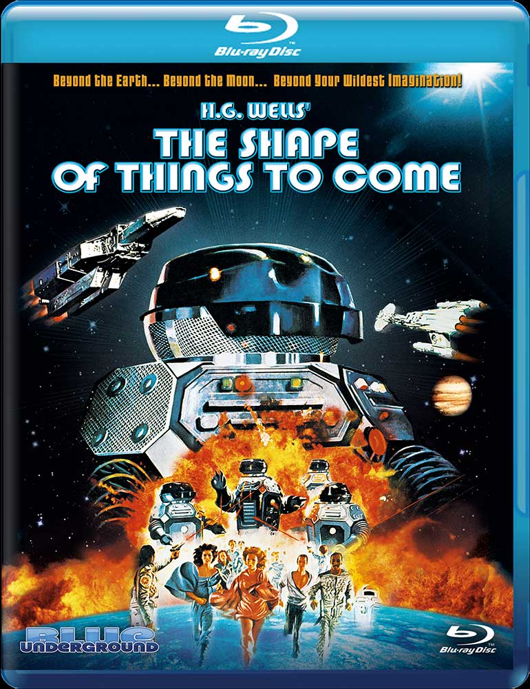 Severed Cinema News: The Shape of Things to Come on Blu-Ray From Blue Underground