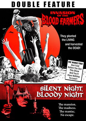 Code Red Double Feature - Invasion of the Blood Farmers | Silent Night, Bloody Night on Severed Cinema