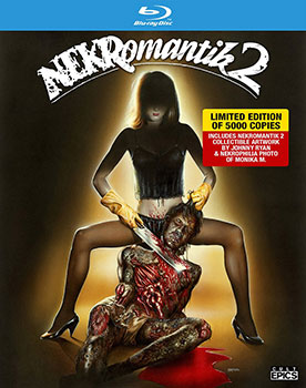 Nekromantik 2 Coming Out on Blu-ray From Cult Epics on Severed Cinema