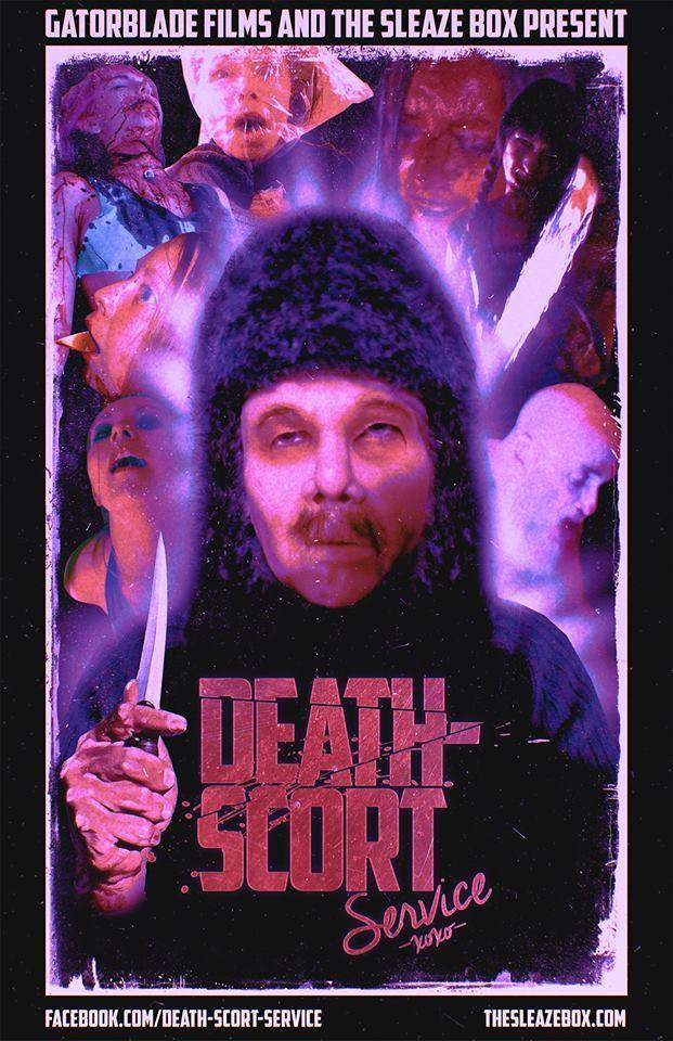 Death Scort Service from Sleaze Box on Severed Cinema