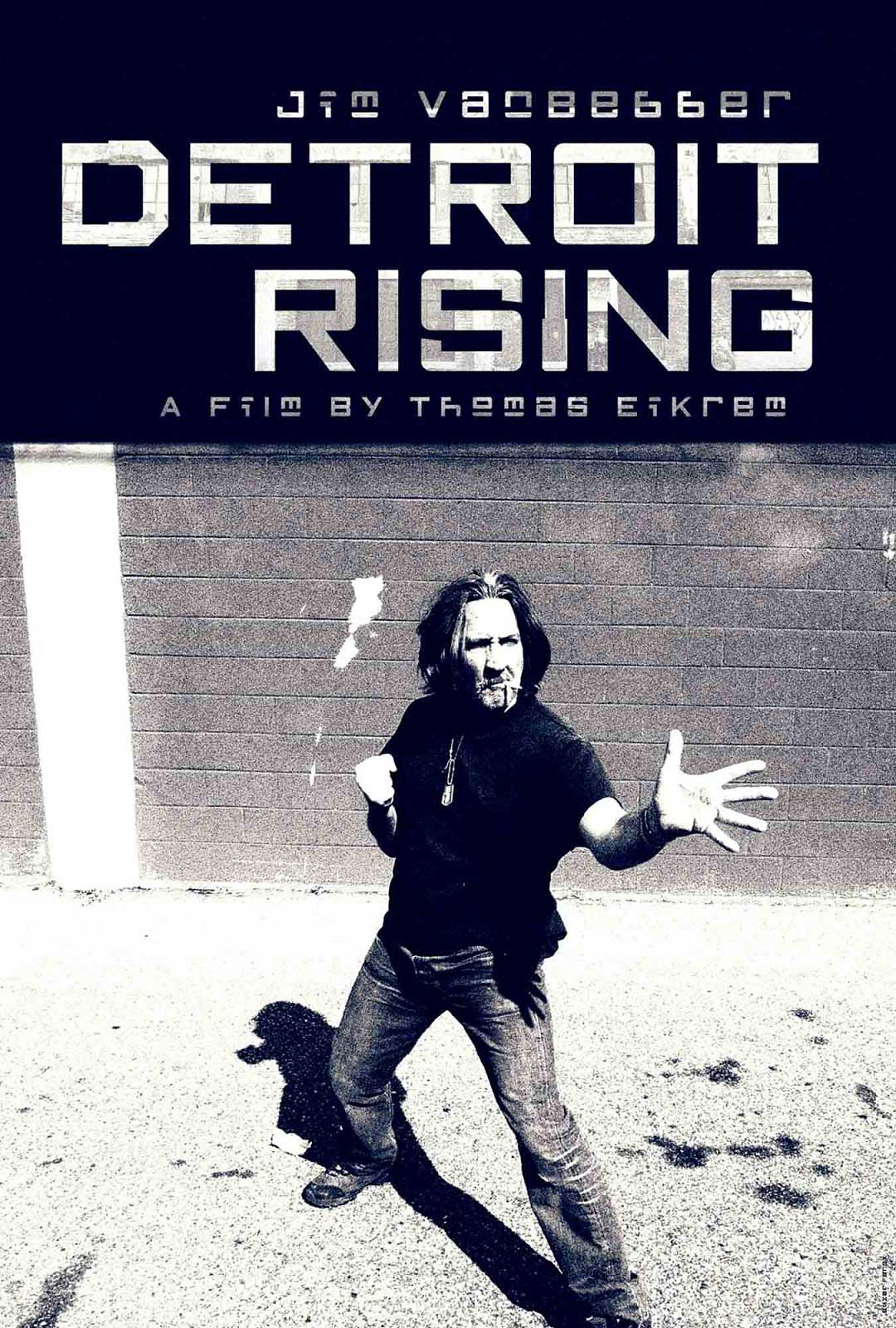 Detroit Rising Promo Poster on Severed Cinema