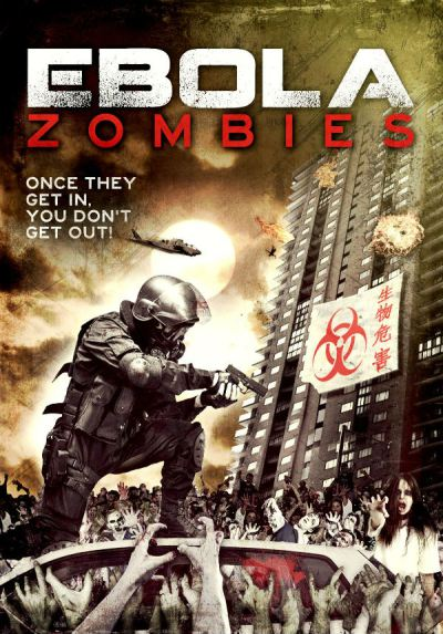 Ebola Zombies Poster on Severed Cinema