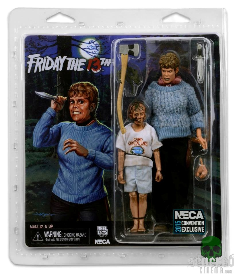 NEWS: Brand New Friday the 13th Set from Neca - Click Here for More Photos