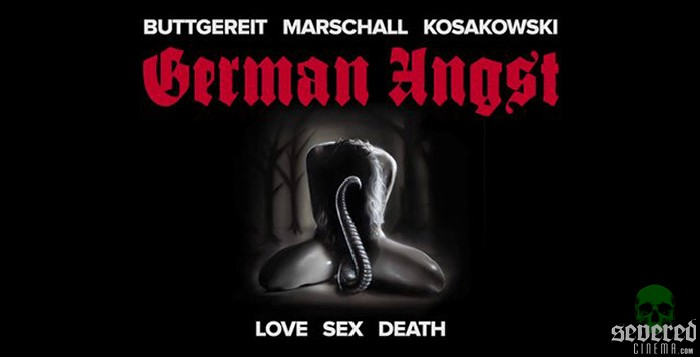 German Angst Promo on Severed Cinema