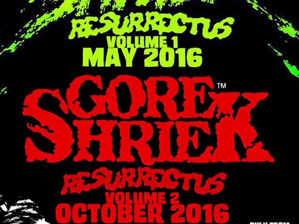 Gore Shriek Resurrectus on Severed Cinema