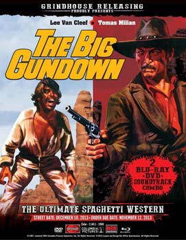 "Grindhouse Releasing Presents ""The Big Gundown"" on Severed Cinema!"