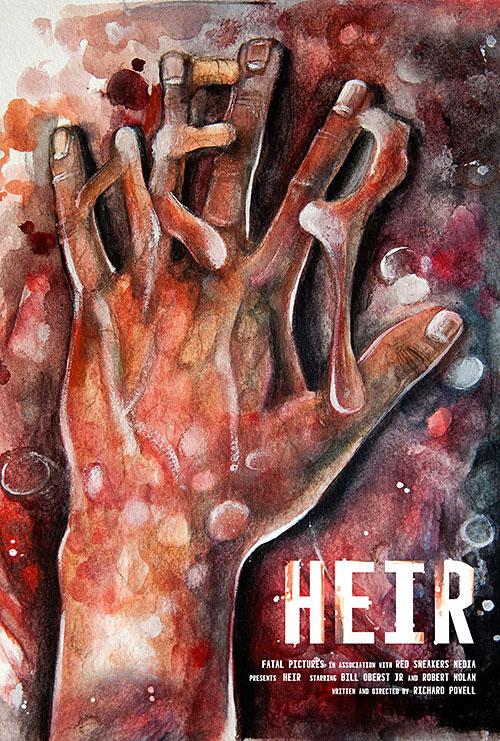 Kickstarter Campaign for Fatal Pictures' Heir on Severed Cinema