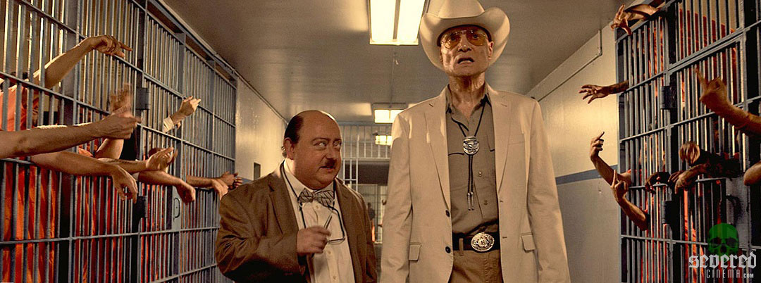 The Human Centipede III (The Final Sequence) Screenshot on Severed Cinema