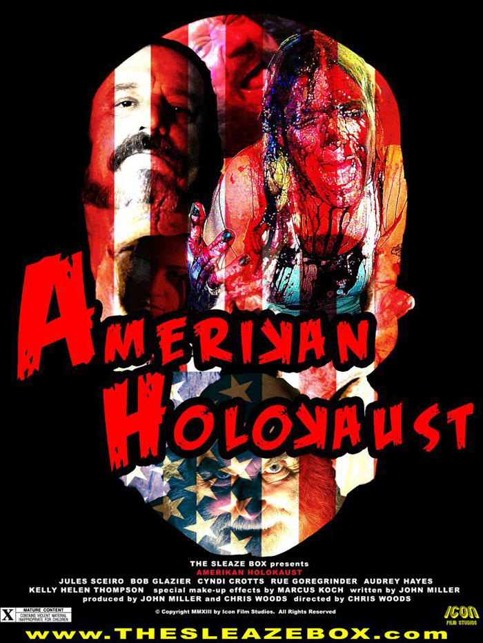 Amerikan Holokaust Poster on Severed Cinema