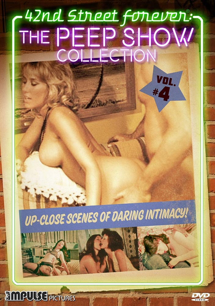 42nd Street Forever The Peep Show Collection Vol. 4 from Impulse Pictures on Severed Cinema