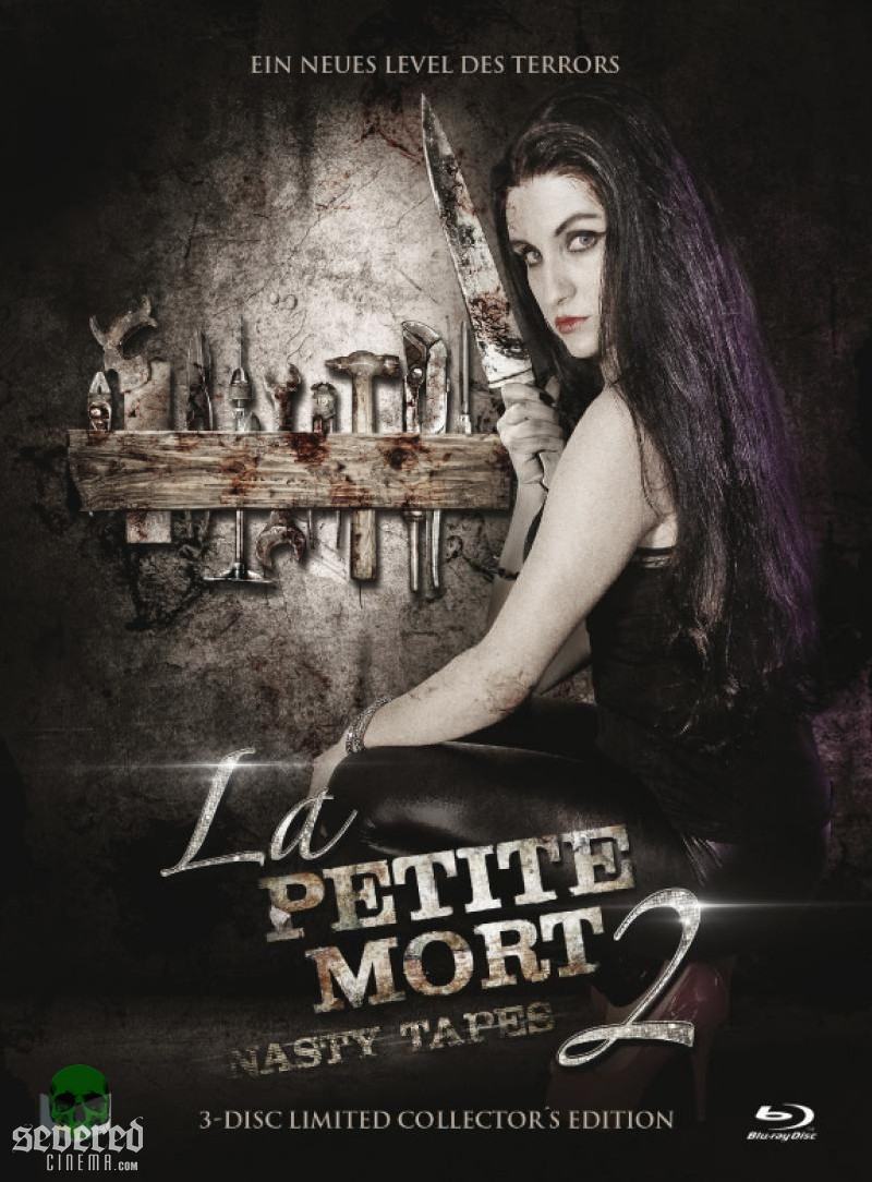 La Petite Mort 2: Nasty Tapes Poster on Severed Cinema